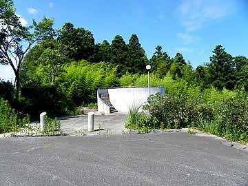 赤崎ストロベリーパークの展望台