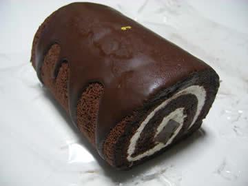 フランツの神戸生チョコふかふかロールケーキ・ハーフ