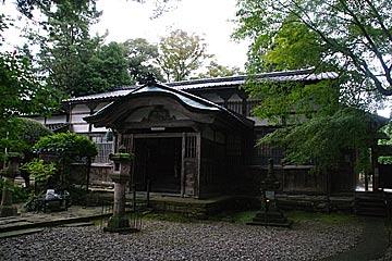 七尾の山の寺寺院群 本行寺の画像