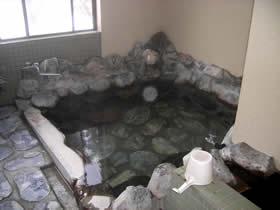 素泊民宿 ほらぐちのお風呂