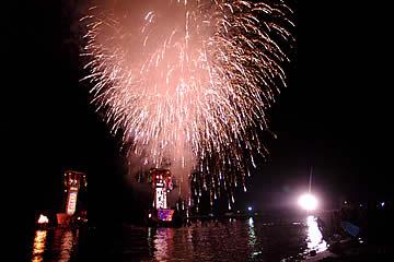 宝立七夕キリコ祭り
