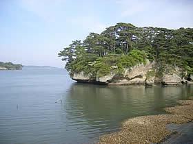 福浦島 松島海岸