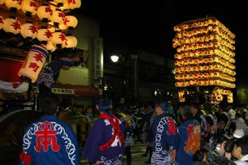 伏木曳山祭
