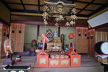 七尾の山の寺寺院群 印勝寺の画像