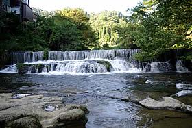 宮島峡の一の滝
