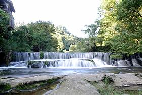 i宮島峡の一の滝