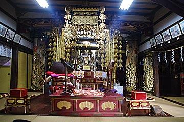 七尾の山の寺寺院群 實相寺の画像