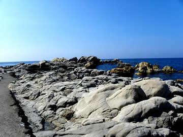 鴨が浦海岸