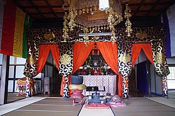 七尾の山の寺寺院群 恵眼寺の画像