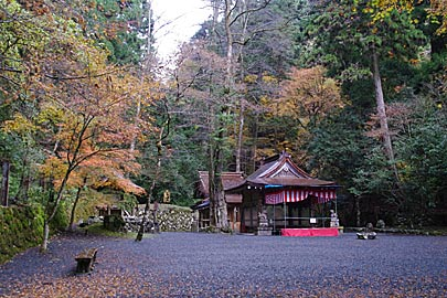 貴船神社奥の院