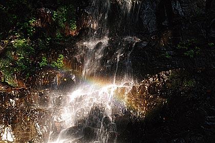 布尻の滝の画像