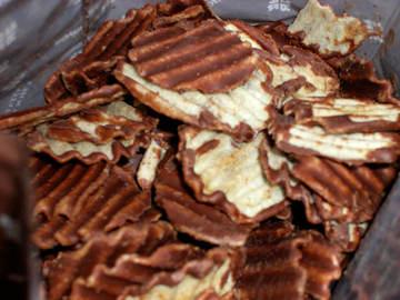 ROYCE(ロイズ)のポテトチップチョコレート