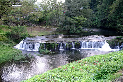 宮島峡 三の滝