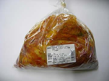 【カンシネ自家製】白菜キムチ 1kg 韓国食品辛国のキムチ物語