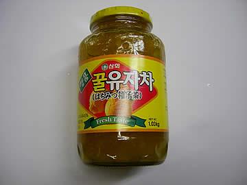 【三和 】 はちみつ柚子茶