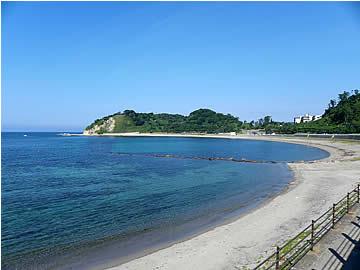 袖ケ浜海岸
