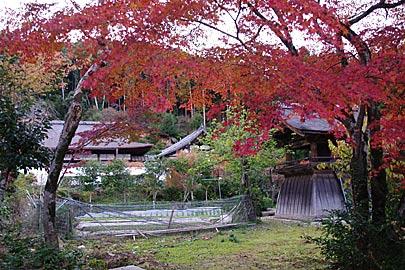 正伝寺の鐘堂