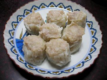 中国料理世界チャンピオンのシウマイ