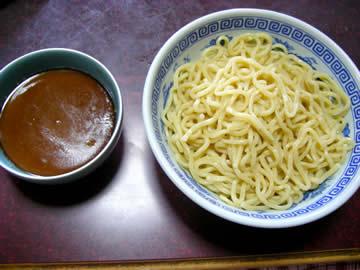 田ぶしのつけ麺