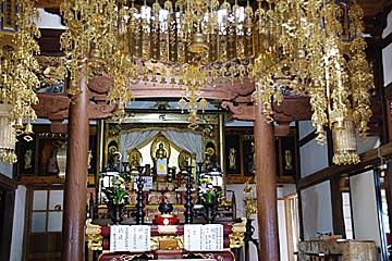 七尾の山の寺寺院群 徳翁寺の画像