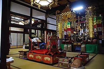 七尾の山の寺寺院群 長壽寺の画像