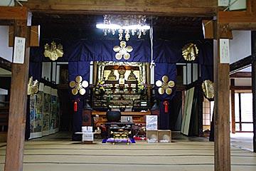 七尾の山の寺寺院群 長齢寺の画像