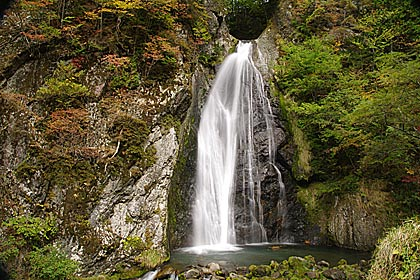 銚子滝の画像